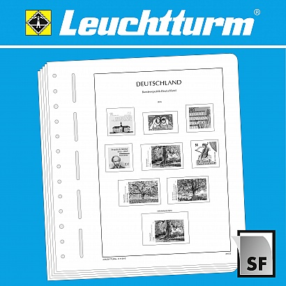 LIGHTHOUSE SF Supplement Greenland Booklet Sheets 2015