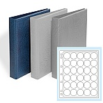 GRANDE F 3-RING BINDER WITH 6 PAGES ENCAP 32/33