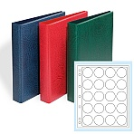 GRANDE F 3-RING BINDER WITH 6 PAGES ENCAP 38/39